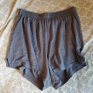 Soffe Grey Shorts